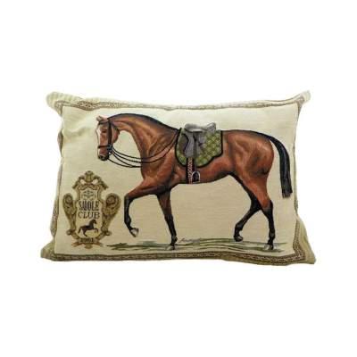 kissen pferd alpenstil living lifestyle online shop. Black Bedroom Furniture Sets. Home Design Ideas