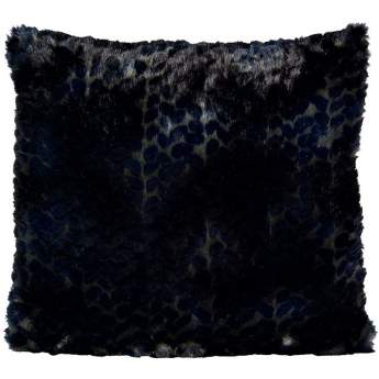Winter Home Cushion Panthera Full Fur